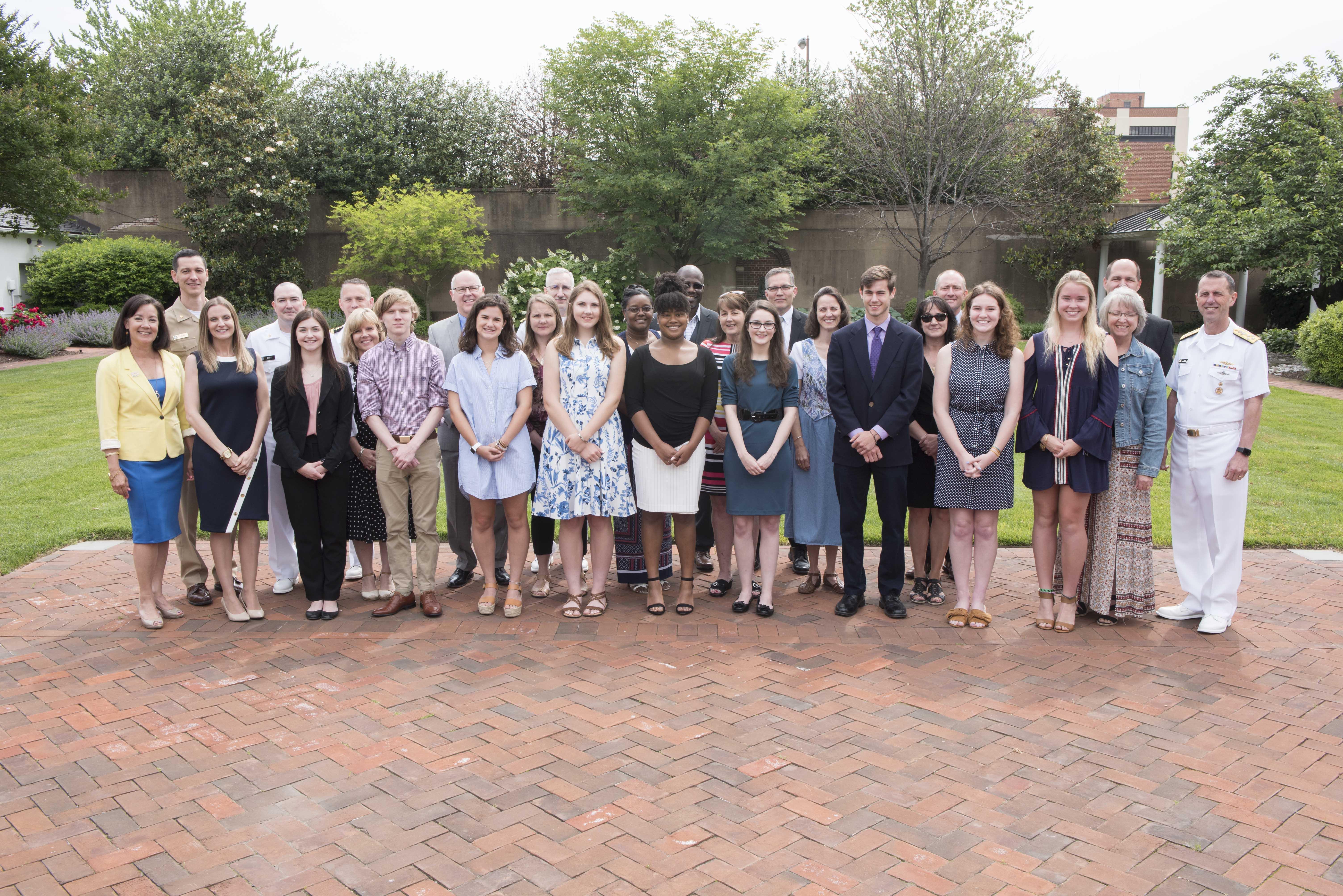 Naval Officers' Spouses' Club Washington D C  - Philanthropy